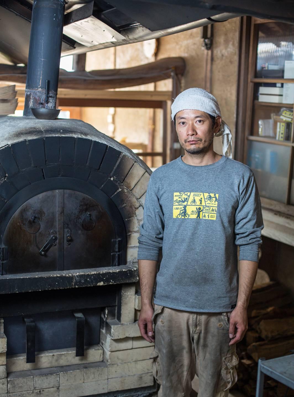Sakamoto-san of Ishigama Panya Nico